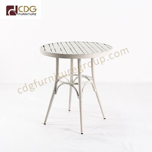 Outstanding Heavy Duty Metal Mueble Vintage Dining Table And Chair Set Inzonedesignstudio Interior Chair Design Inzonedesignstudiocom