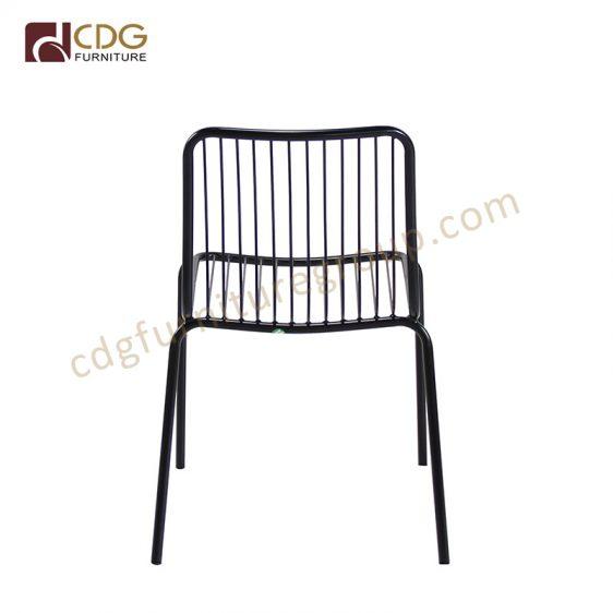 Enjoyable Modern Wire Party Stackable Restaurant Event Hire Retal Cafe Short Links Chair Design For Home Short Linksinfo